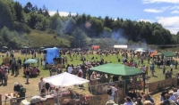 Shaw TV Highlights the Saturna Island Lamb BBQ